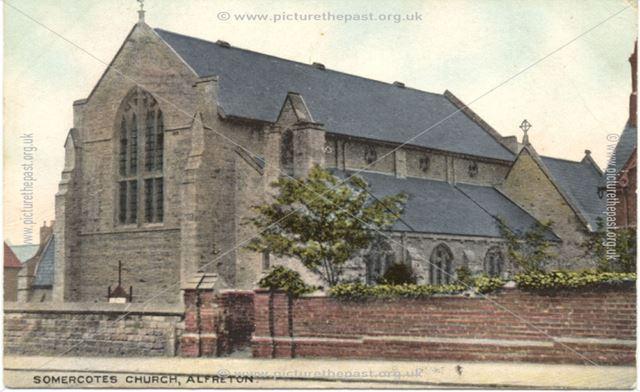Somercotes Church