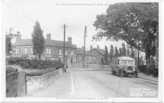Mansfield Road, Tibshelf