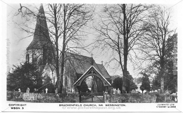 Brackenfield Church