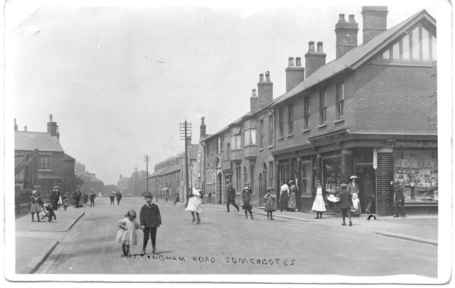 Nottingham Road, Somercotes