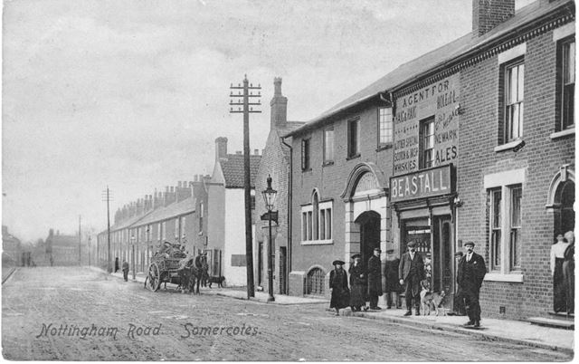 Nottingham Road, Somercotes