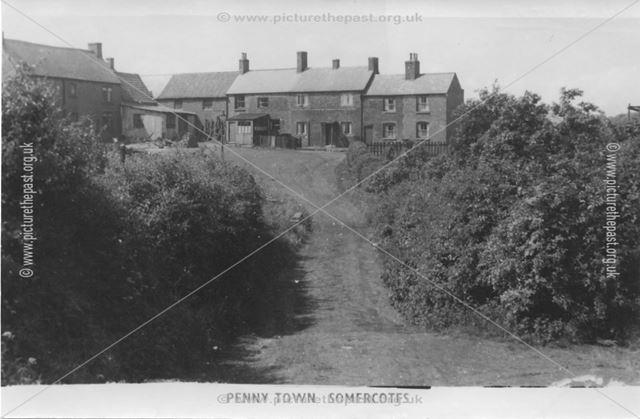Penny Town, Somercotes