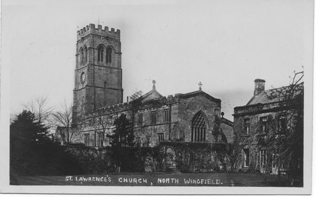 St Lawrence's Church, North Wingfield