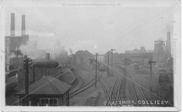 Grassmoor Colliery