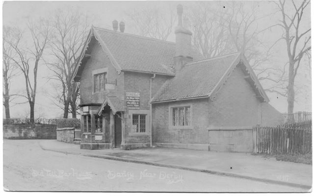 Old Toll Bar House