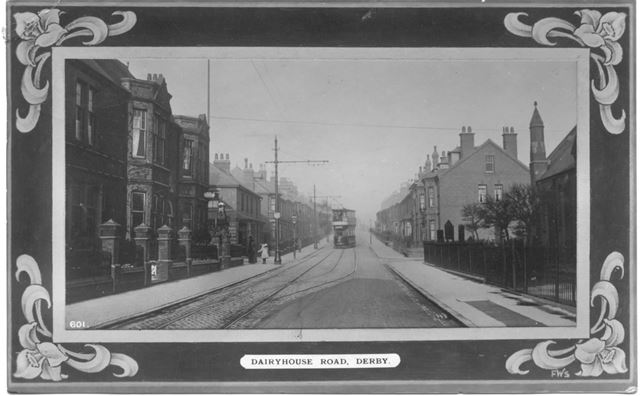 Dairy House Road, Derby
