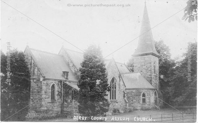 County asylum church