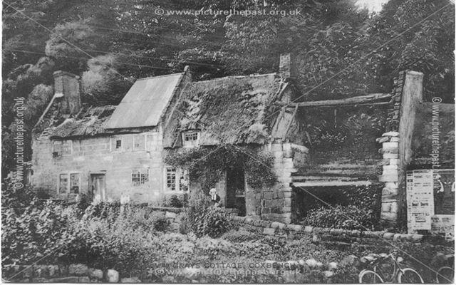 Grays cottage Coxbench