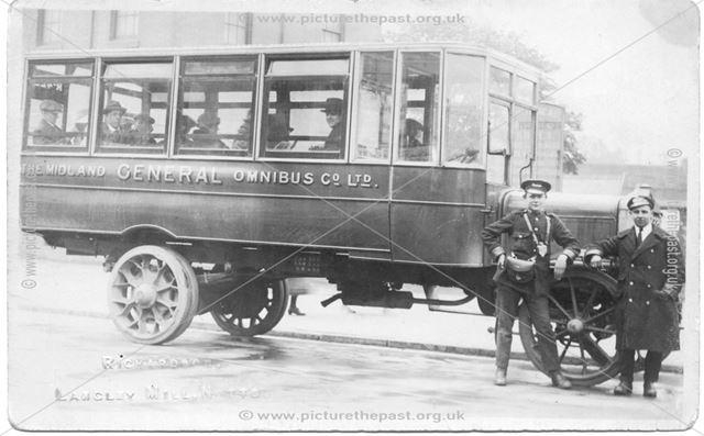 Midland General Omnibus Company Limited bus
