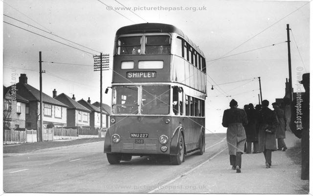 Shipley bus