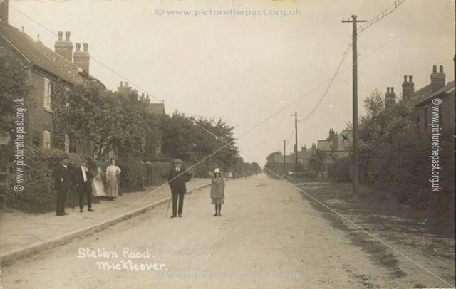Station Road, Mickleover