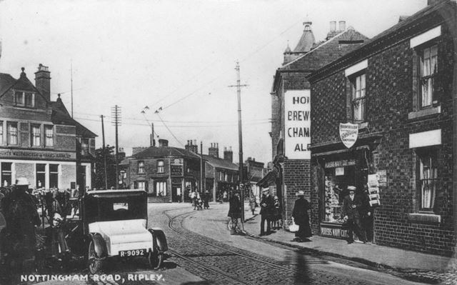 Nottingham Road, Ripley