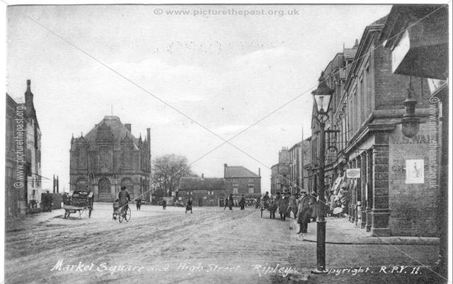 Market Place High Street, Ripley