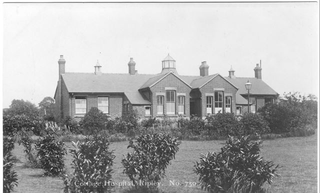 Cottage Hospital, Ripley