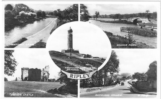 Ripley Area Multiple views, c 1920s-30s?