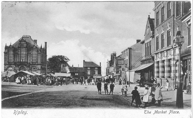 The Market Place, Ripley