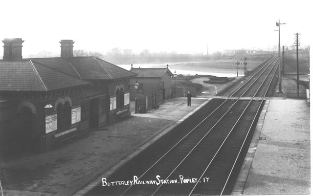 Butterley Railway Station
