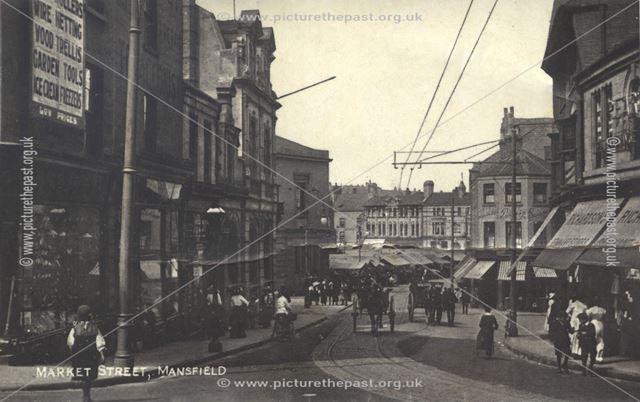 Market Street, Mansfield