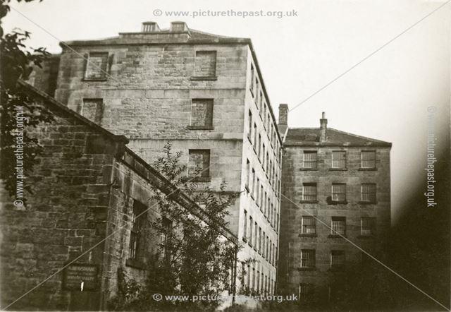 Calver Mill Exterior