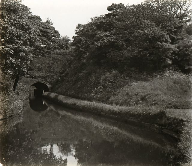 Comford Canal Tunnels, Ambergate, c 1930s
