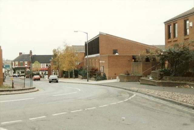 Eckington Civic centre
