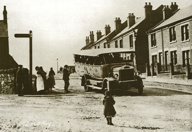 Junction of Chesterfield Road, Dronfield Road and West Street