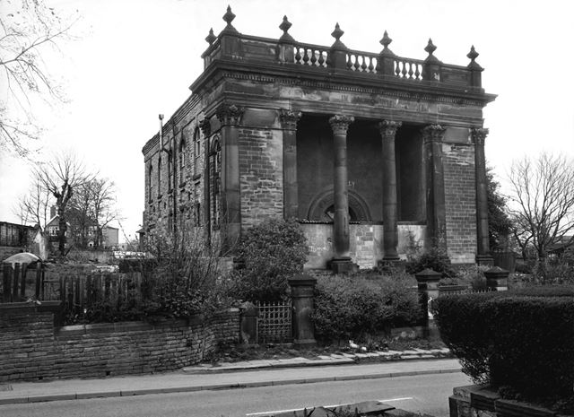 Memorial Chapel, High Street, Eckington, c 1970s