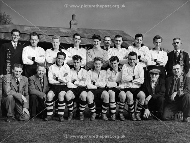 Holmewood Football Team