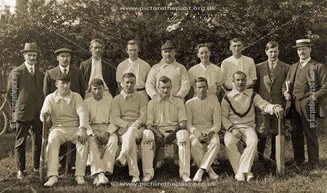 Holmewood Cricket Team