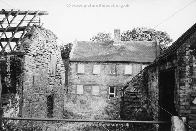 Malt House Farm, Church Street, Eckington, c 1980s