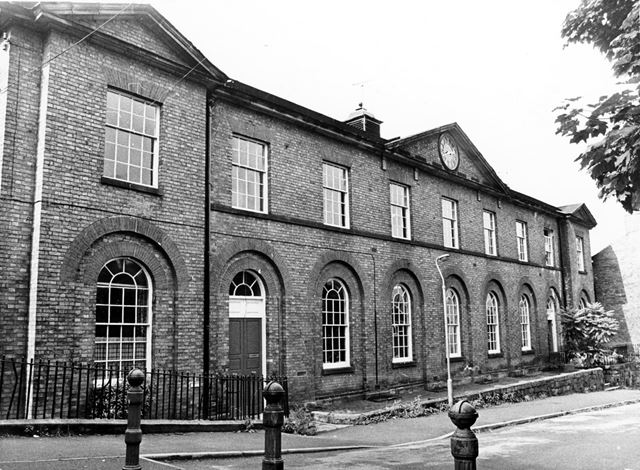 Darley Abbey former school