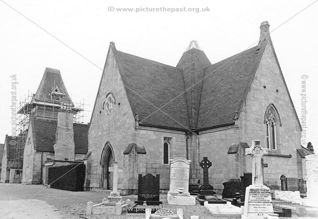 Cemetery Chapel, Nottingham Road, Chaddesden