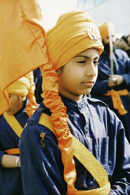 300th Anniversary of Sikh Nation Celebrations, Normanton by Derby, 1999