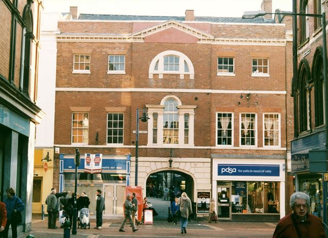37 and 38 Cornmarket