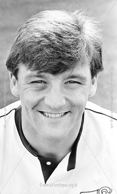 David Penney, Derby County Football Club 1986-89, Baseball Ground?, Derby, 1987