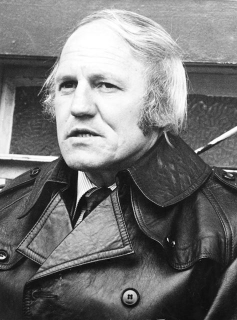 Frank Blunstone - Derby County Football Club Assistant Manager, c 1977