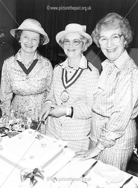 Littleover Townswomens Guild. 50th Anniversary