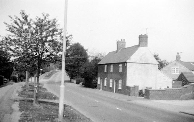 Cottages on Morley Road