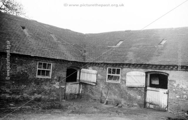 Brook Farm, Chapel Lane