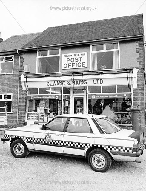 Cherry Tree Hill Post Office