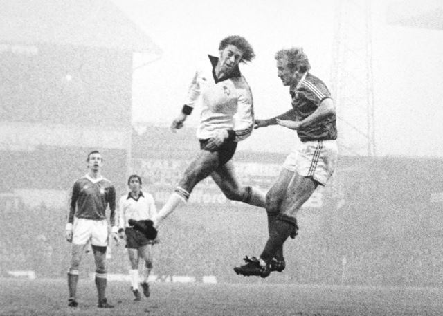 Derby County's Charlie George