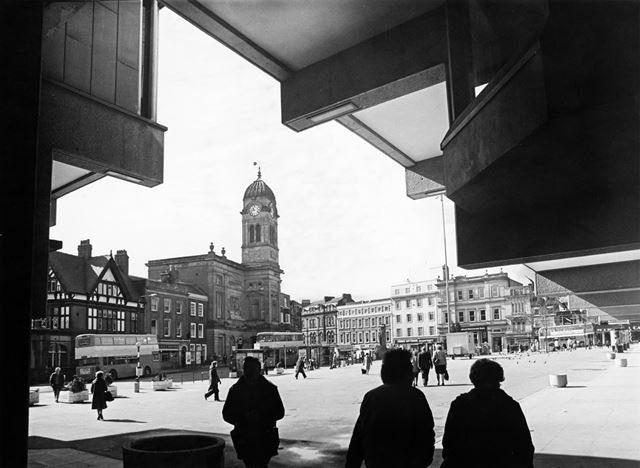 Market Place, Derby