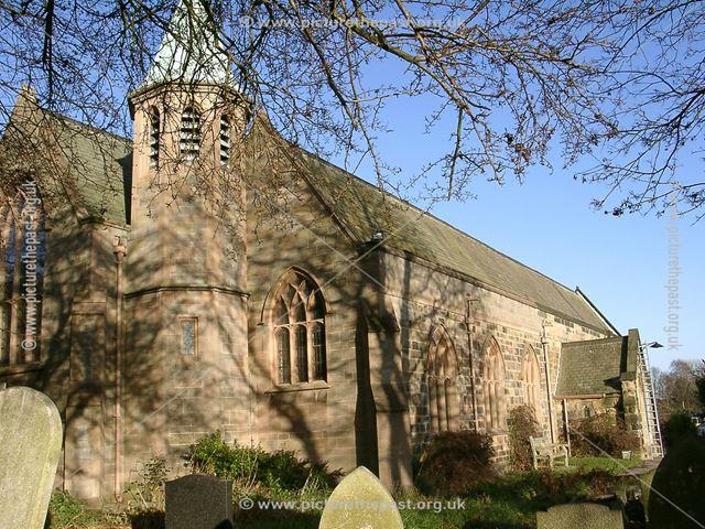 St Peter's Church, Littleover