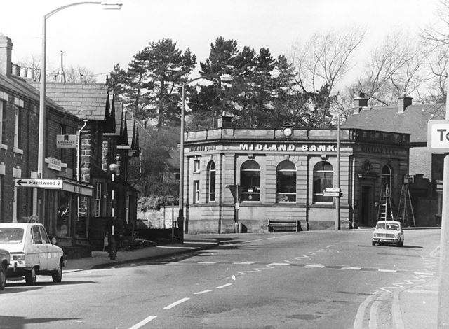 Midland Bank, Town Street, Duffield, 1978