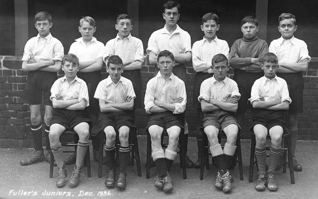 Derby School, Fullers Juniors
