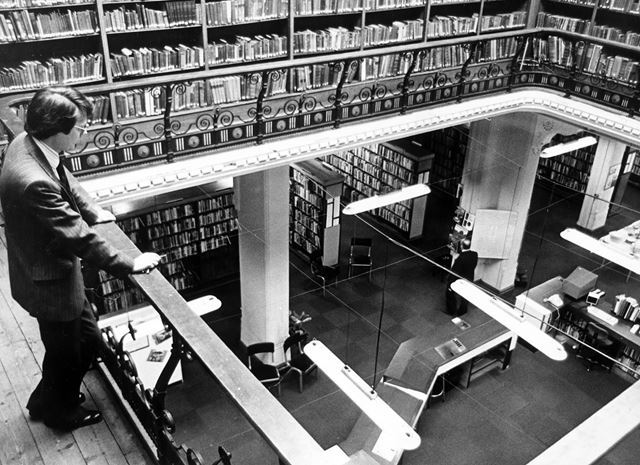 Derby Central Lending Library