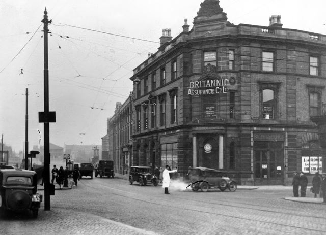 Britannic Assurance Co. Ltd
