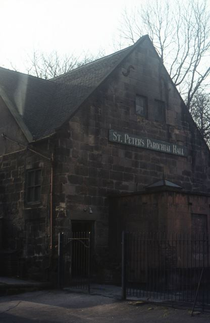 View of St Peter's Church Hall