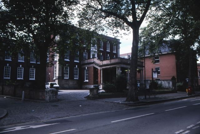 Exterior view of Friary Hotel